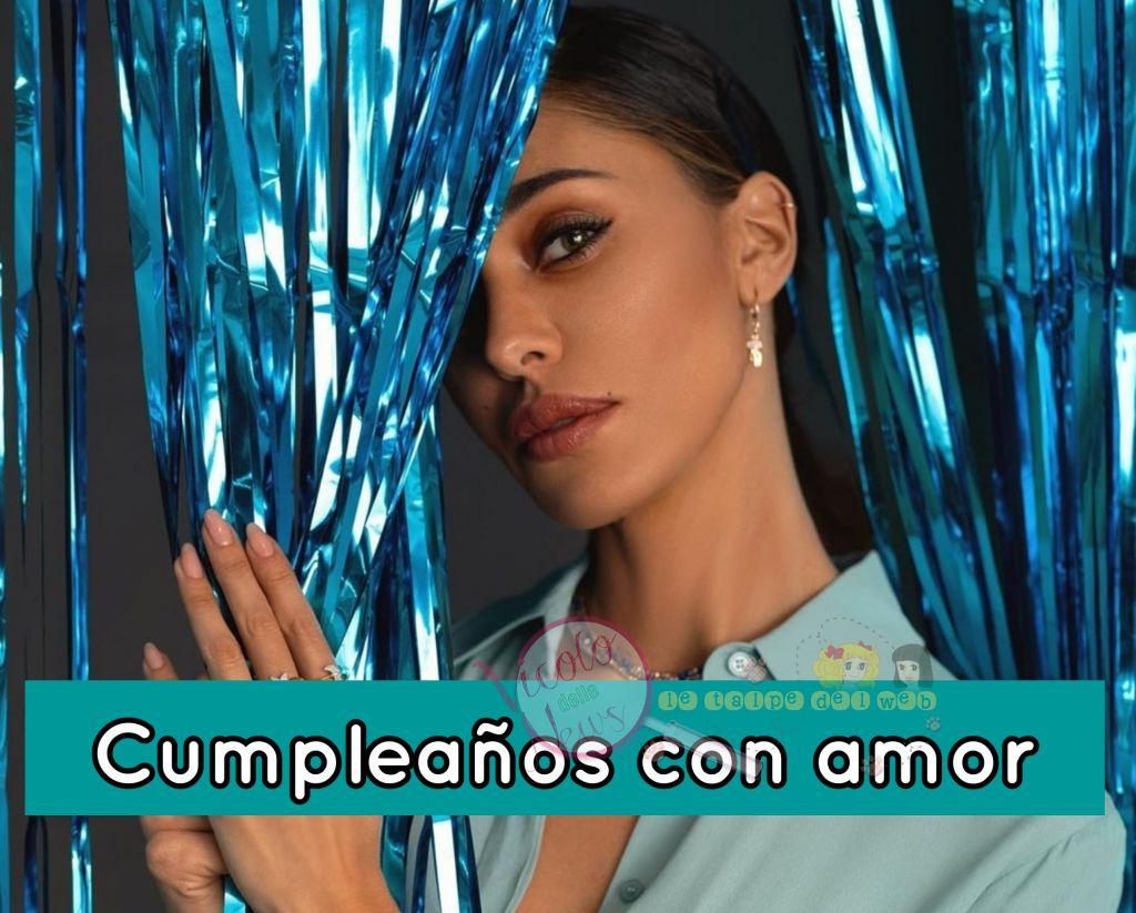 Belen Rodriguez compleanno