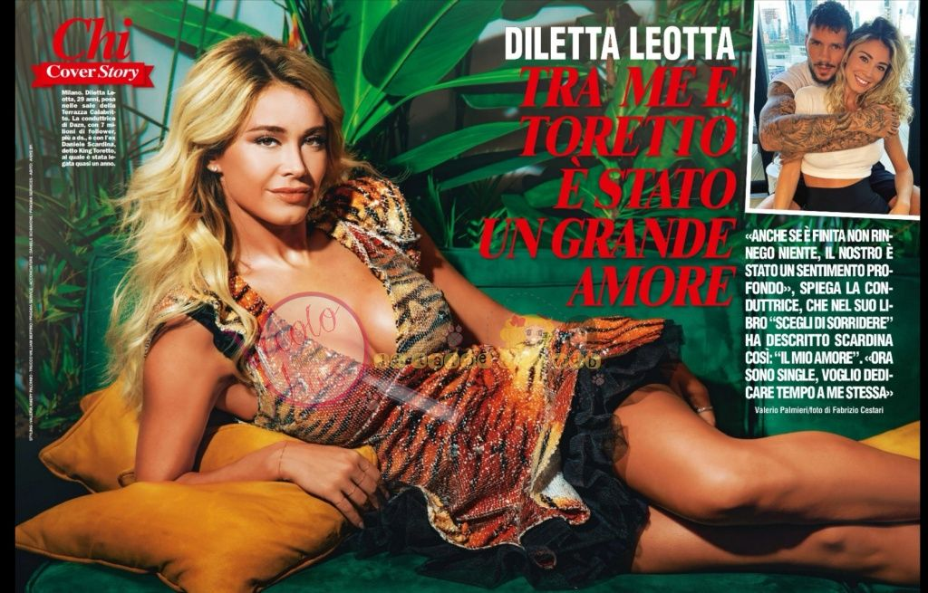 Diletta Leotta intervista
