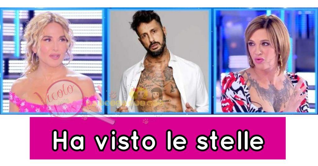Fabrizio Corona e Asia Argento live non é la D'Urso