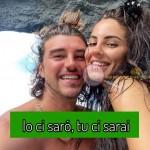 Giulia de lellis e Andrea Damante ued