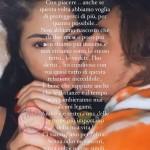 Giulia de lellis su Andrea damante