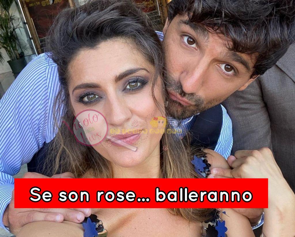 Raimondo Todaro e Elisa Isoardi ballando con le stelle