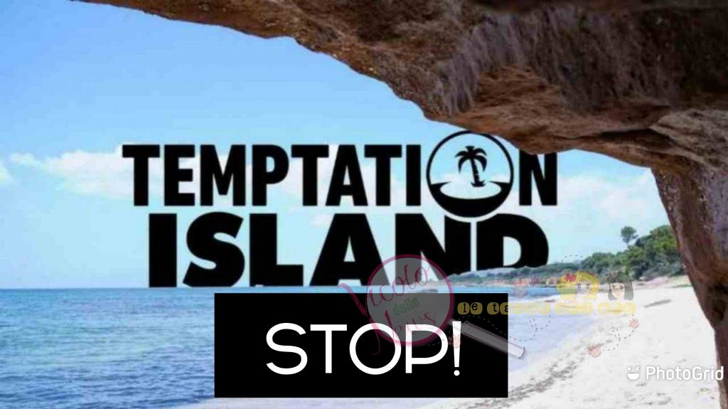 Temptation Island stop