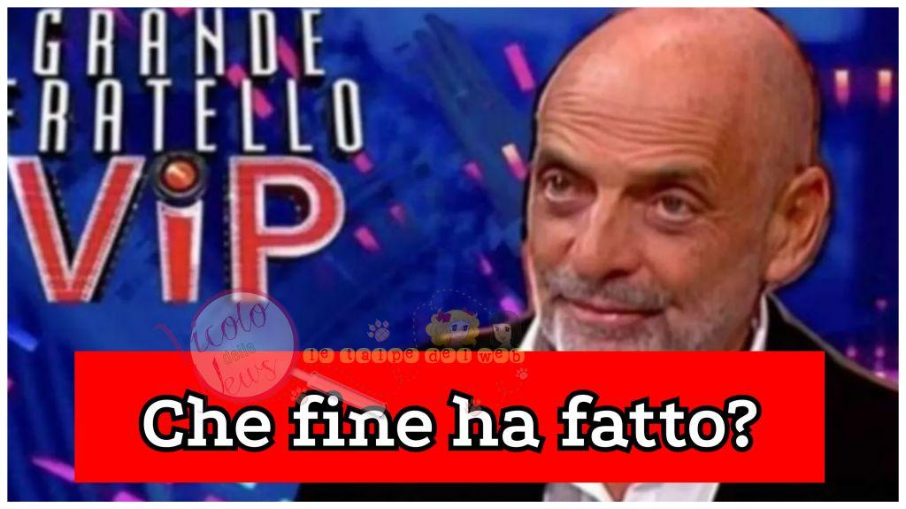 paolo Brosio gfvip