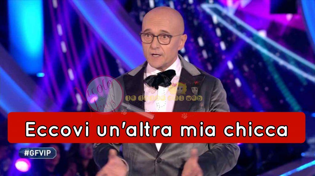 Alfonso Signorini grande fratello vip 5 anticipazioni