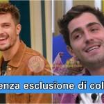 Andrea Zelletta e Tommaso Zorzi gfvip