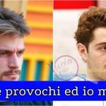 Andrea Zelletta vs Tommaso Zorzi gfvip
