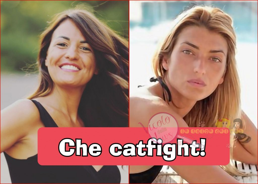 Anna Boschetti e Valeria Liberati Temptation Island