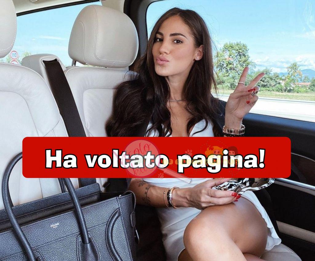 Giulia De Lellis nuovo amore