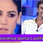 Giulia de lellis vs Andrea damante