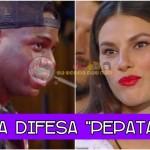 Mario Balotelli e Dayane Mello gfvip