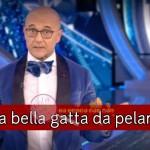 Alfonso Signorini grande fratello vip 5
