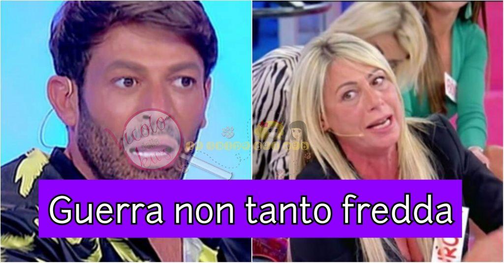 Gianni Sperti e Aurora Tropea