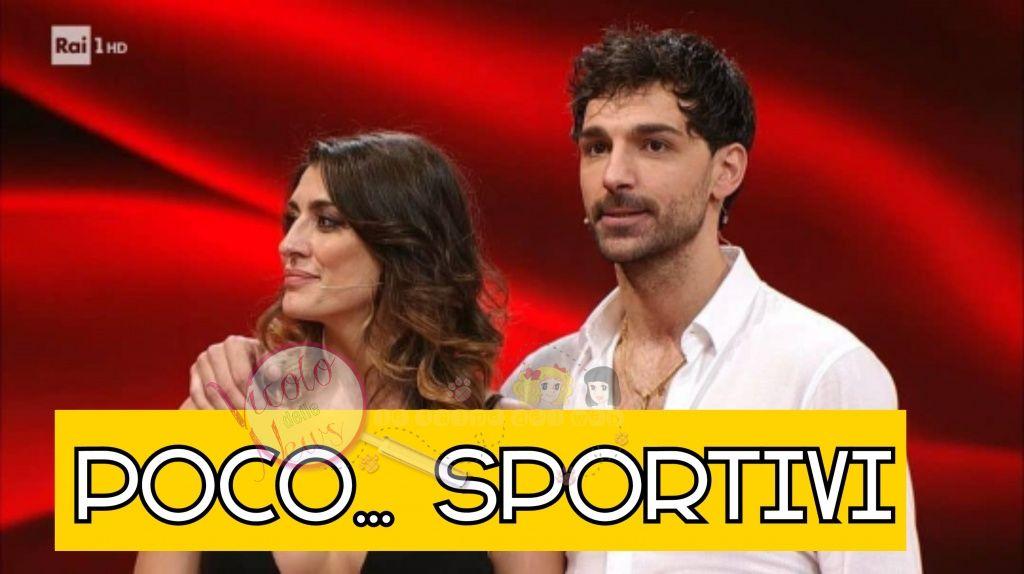 elisa Isoardi e Raimondo Todaro ballando con le stelle